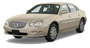 Buick Allure 2008г.