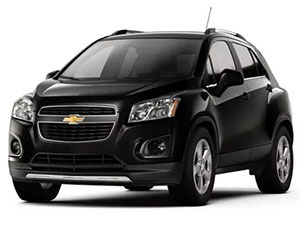 2015 Chevrolet Trax Wagon AWD